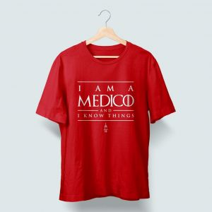 Best Gift For Medical Students- Medico Tshirt