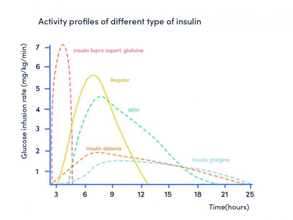 Types of insulin | MediMagic