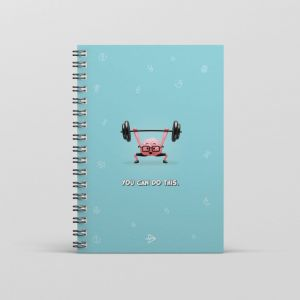 Best Gift for Medical Student- Notebook